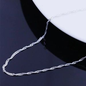 Jewelry - .925 sterling silver necklace